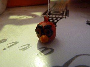 Porte clé angry bird dans comment faire ? pate-fimo-romane-0251-300x225